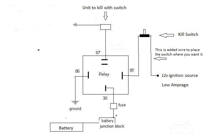 Killswitch wiring - Third Generation F-Body Message Boards