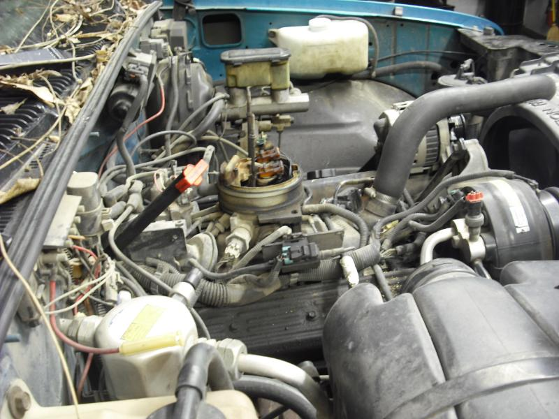 Chevy 350 Tbi Wiring Harness - Wiring Solutions