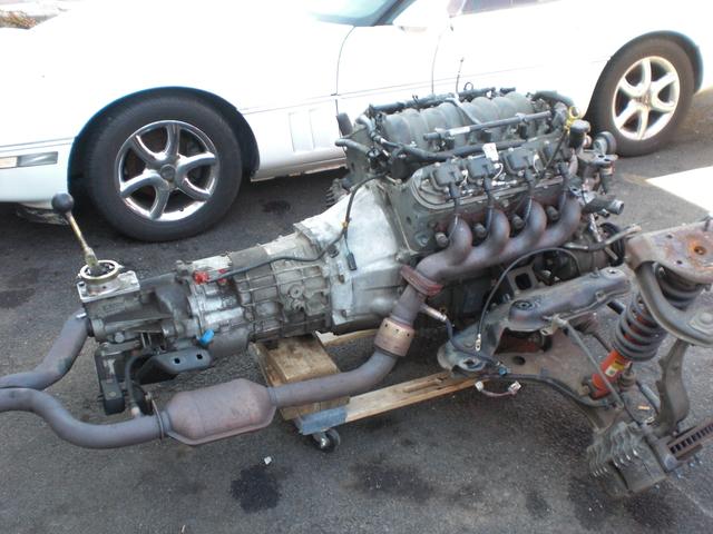 My 87 Camaro LS1/T56 Swap - Third Generation F-Body Message Boards
