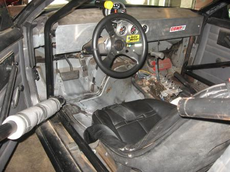 Drag Car Floor Kit