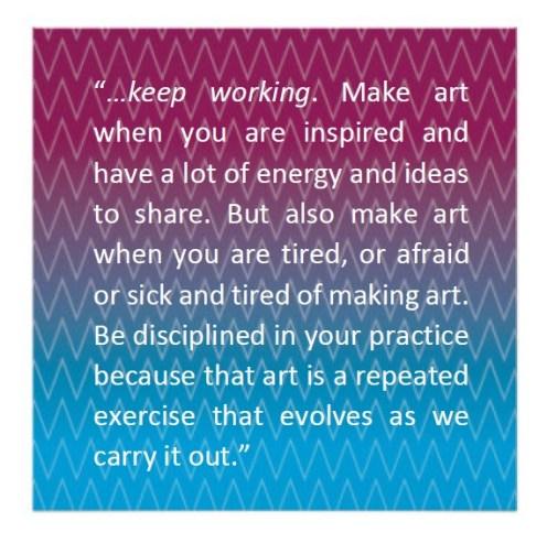 Melanie Cervantes quote