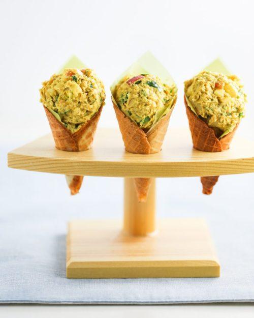 Medium Of Mini Ice Cream Cones