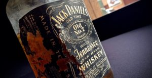 Jack Daniels 1968 Whiskey