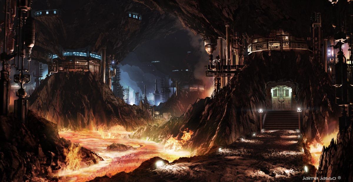 Avatar D Wallpaper Jaime Jasso Sci Fi Artist Jaime Jasso Concept Amp Matte Artist