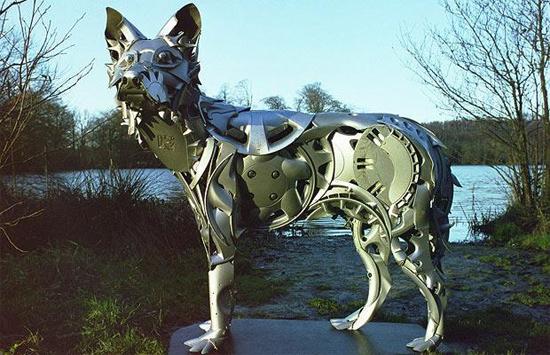 steel-dog