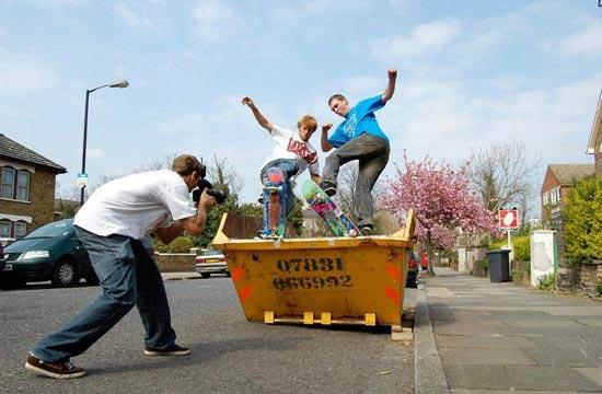dumpster-skaters
