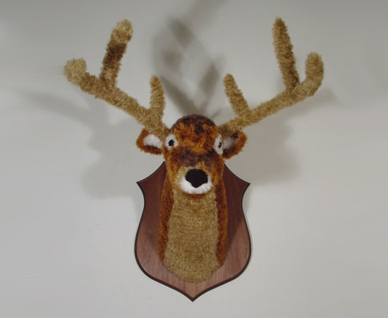 knitted-deer