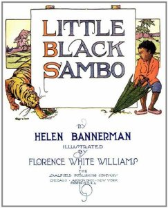 Little Black Sambo - 1899, Helen Bannerman