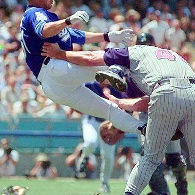 Baseball Fights 1