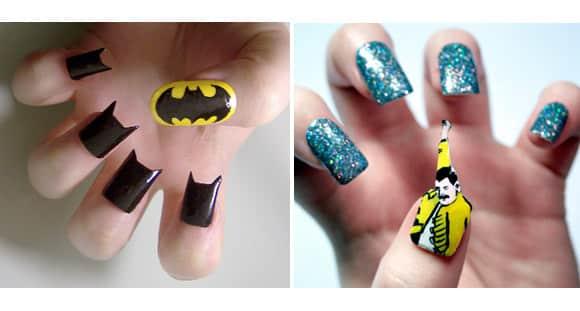 Fingernail Art1