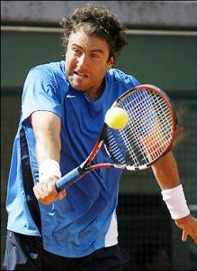 Grand Slam champion Justin Gimelstob