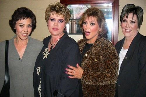 kardashian family celebrities as average people