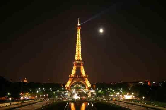 France Paris. The Eiffel Tower