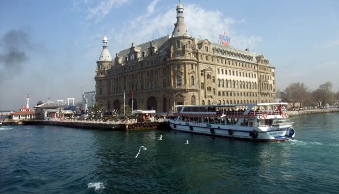 Haydarpasa Terminal, Istanbul
