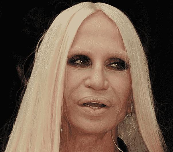 Donatella Versace Million Reasons