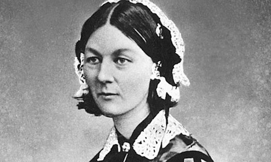 Famous Women in History florence nightingale