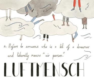 Luftmensch – Yiddish