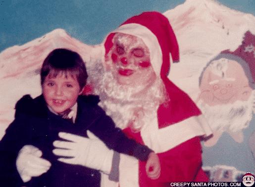 Creepy Santas