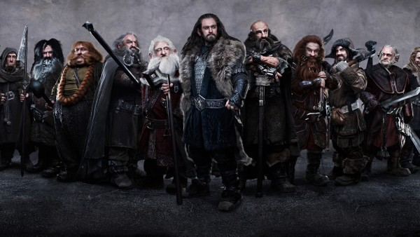 The costumes for the dwarves are on the 5 Things The Hobbit Movies Spent Money On