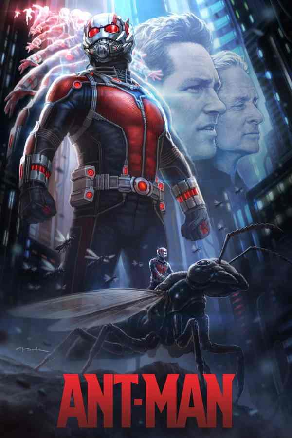 Ant-Man is an element of the guesswork in the complicated Marvel Cinematic Universe.