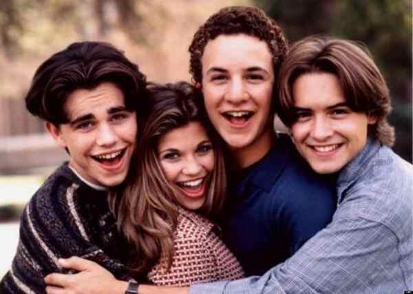One of the 6 TGIF shows that left a mark is Boy Meets World.