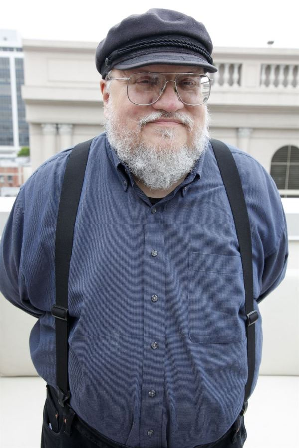 George R. R. Martin can be one of the easy Game of Thrones Halloween costumes