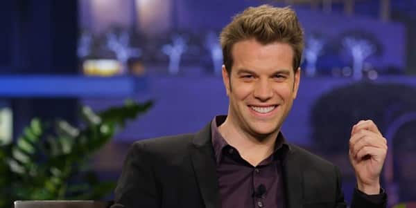 Anthony Jeselnik is the target of one of 6 comedian aimed death threats