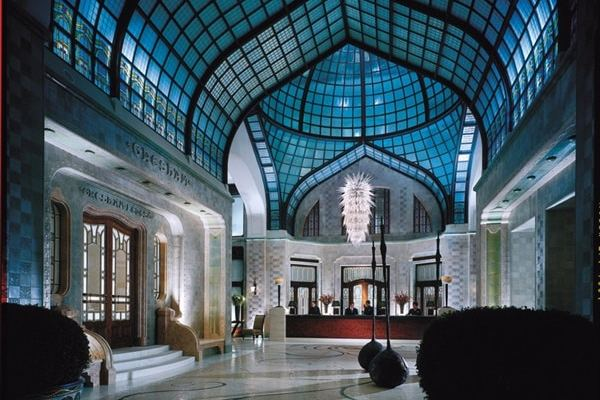 5 beautiful luxurious hotels - Four Seasons Gresham Palace