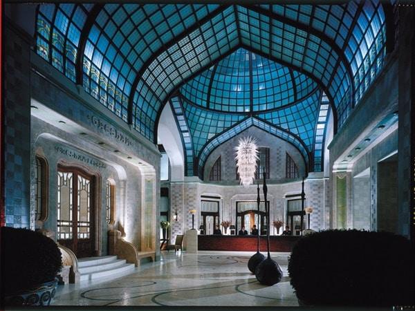 5 beautiful luxurious hotels - Four Seasons Gresham Palace