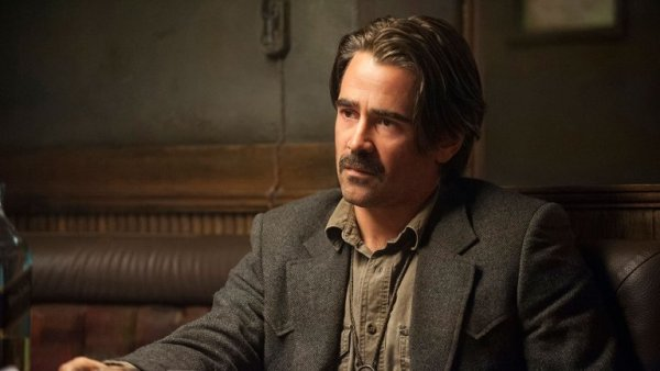 Colin Farrell also returned this year.
