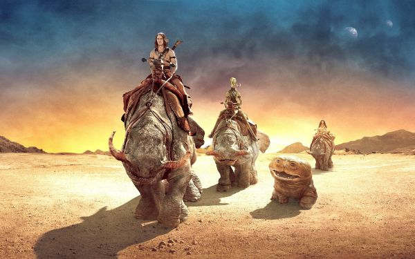 The worst Disney movies list includes John Carter.