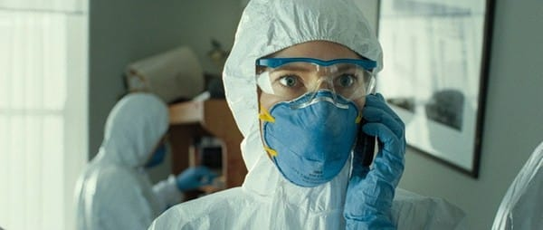 Cate Blanchett never showed her face in Hot Fuzz.
