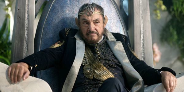 John Rhys Davies is perhaps the most well known actor from the series.