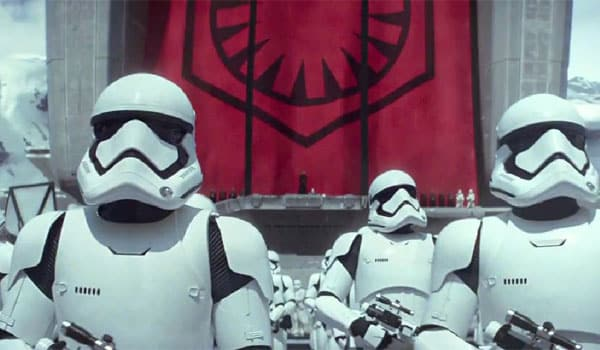 One of the most recent unexpected celebrity cameos in movies was that of Daniel Craig as a Stormtrooper.