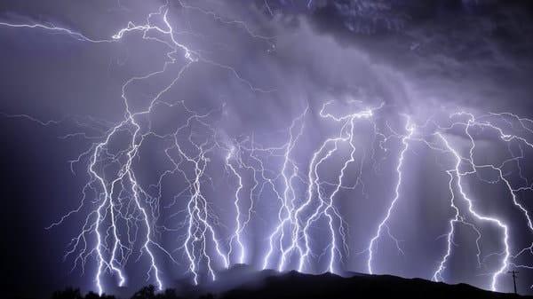 Lightning Storm Unleashed