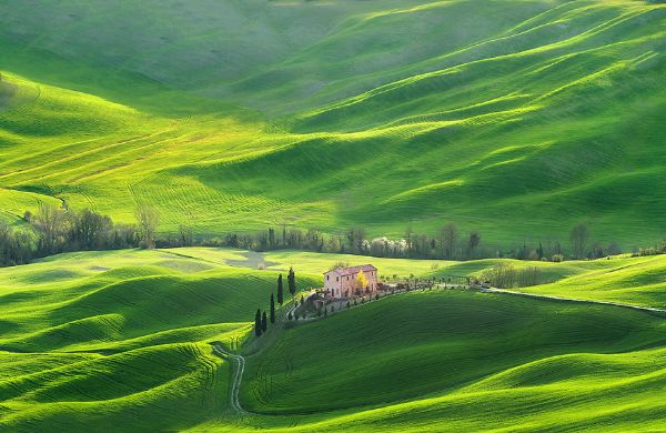 Interesting Facts About Tuscany - Paved Roads