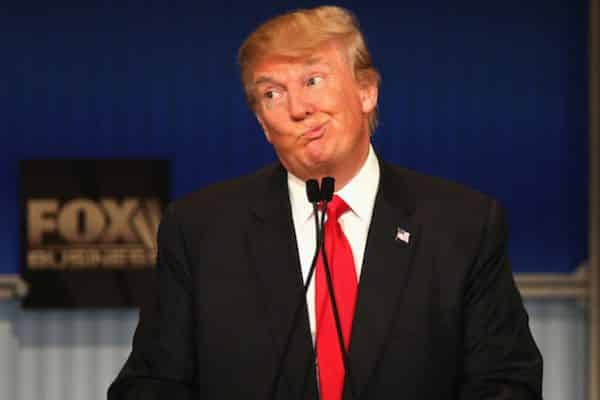 Donald Trump - Crazy Celebrity Trademarks