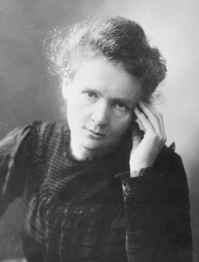 Most Influential Women in History - Marie Curie