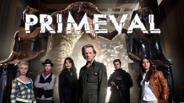 Time-Travel TV Series: Primeval