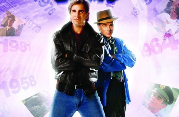 Time-Travel TV Series: Quantum Leap