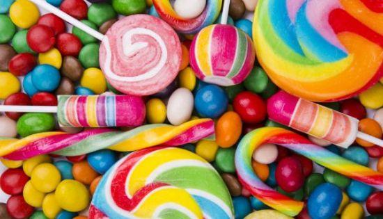 Weird Candy