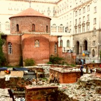 First impressions - Sofia Bulgaria