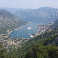 The Beautiful Bay of Kotor #loveMontenegro