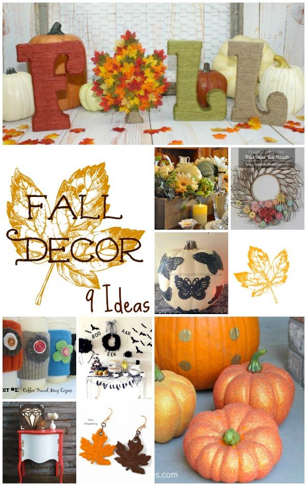 Great Ideas For Fall Decorating Tgif This Grandma Is Fun