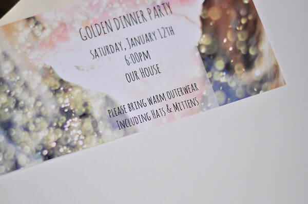 Golden Invite 2