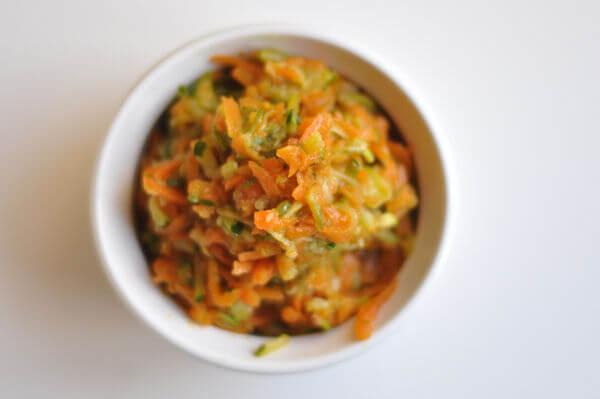 Stir-fried Carrots & Zucchini 2
