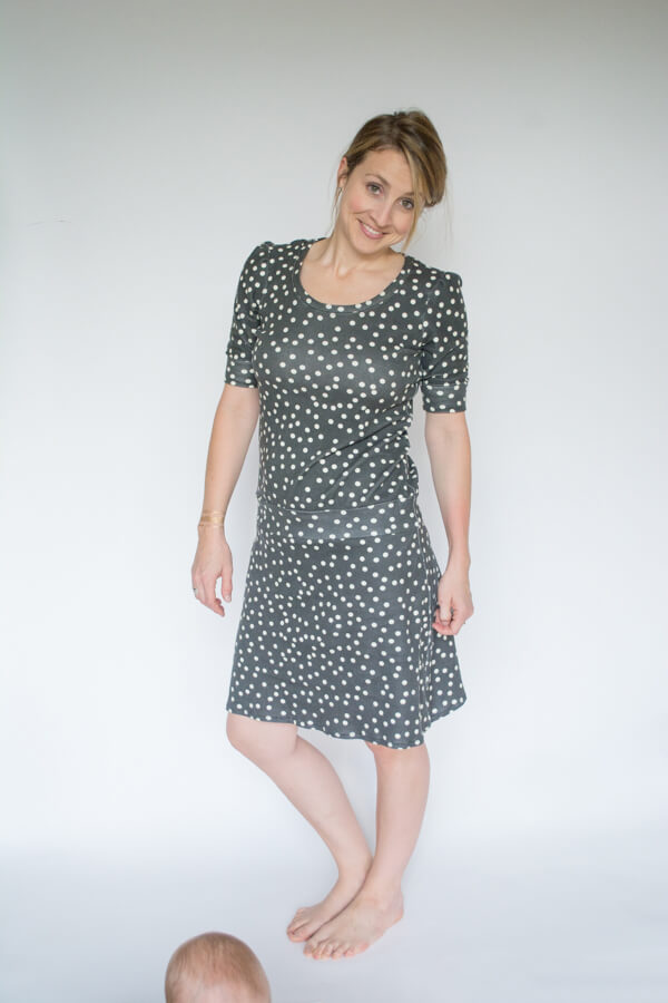 The Skippy Dress with California Dreaming Collection!   this heart of mine