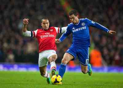 Arsenal vs. Chelsea Tops The Bill, More Misery For Mourinho? - Premier League Preview - This Is ...
