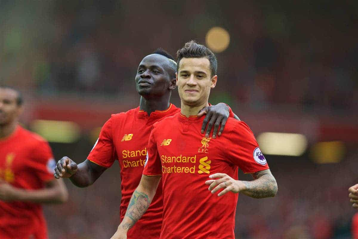 Game Quotes Wallpaper Philippe Coutinho Praises Liverpool Training And Jurgen