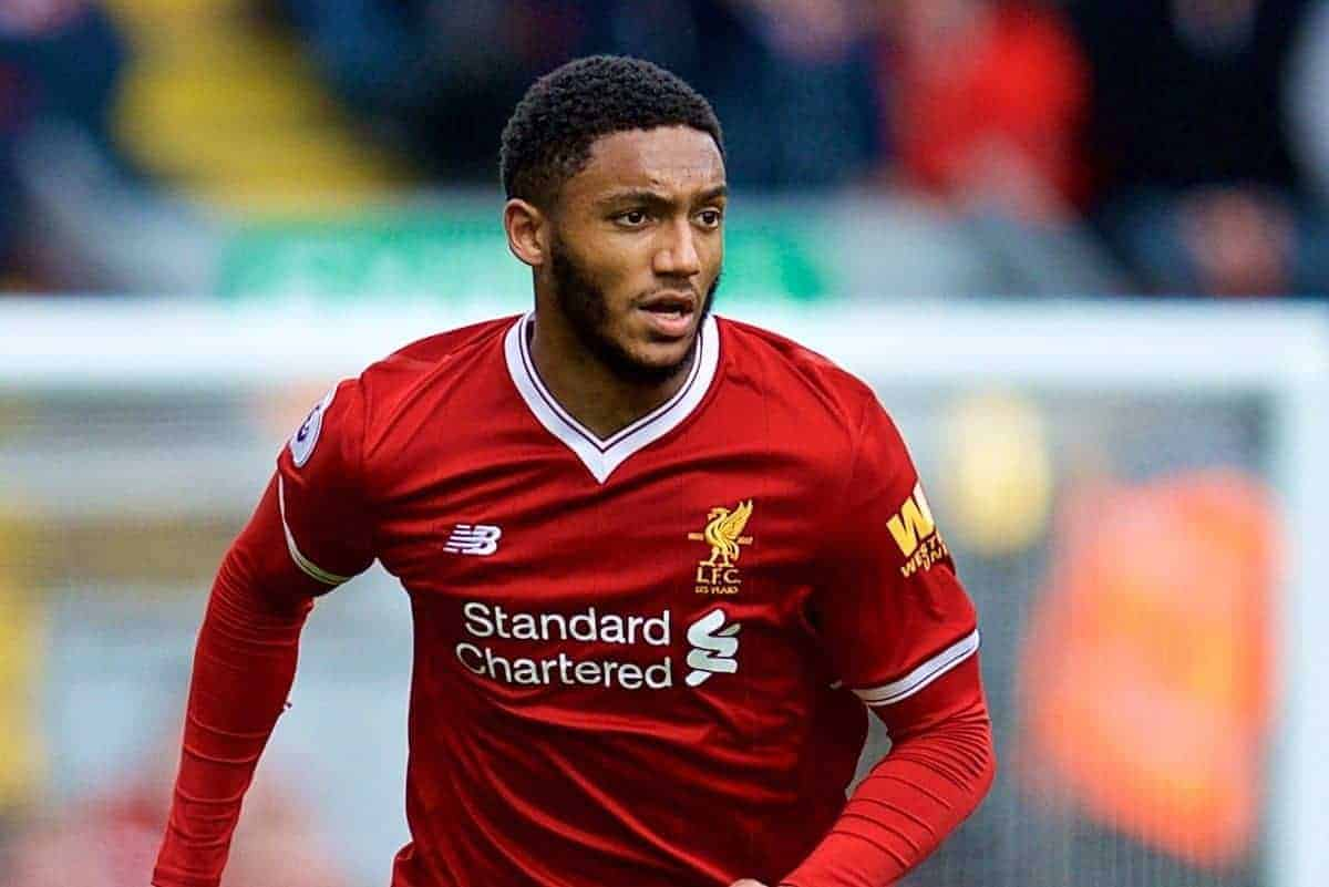 Coaching Quotes Wallpaper Joe Gomez S Rallying Cry To Liverpool Ahead Of Champions